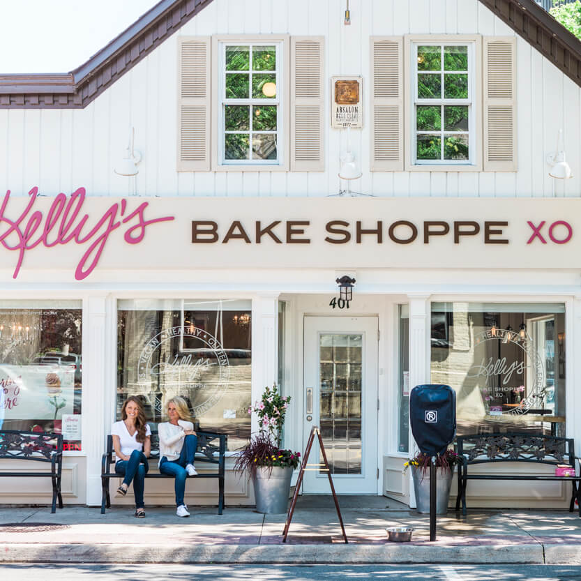 Kellys Bake Shoppe with Kelly Childs and Erinn Weatherbie